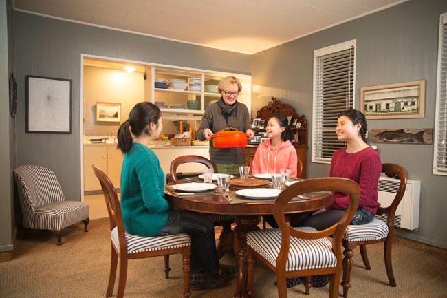 Mô hình Homestay của Benative mang đến cho bạn môi trường học tiếng Anh giao tiếp tốt nhất
