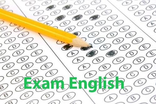 Exam Englishkiem tra tieng Anh