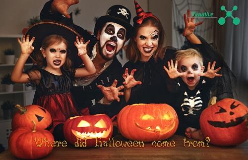 Halloween den tu dau