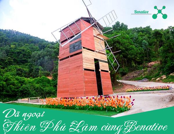 chuong trinh da ngoai tai benative thang 11
