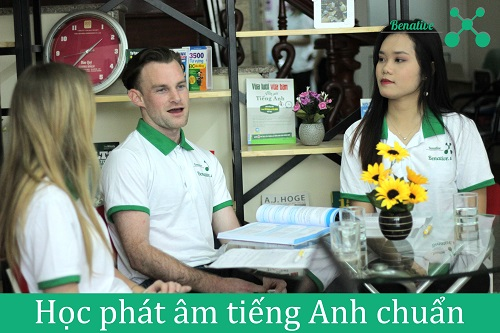Hoc phat am tieng Anh