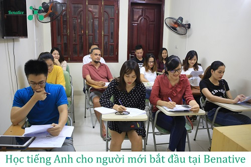 Hoc tieng Anh cho nguoi moi