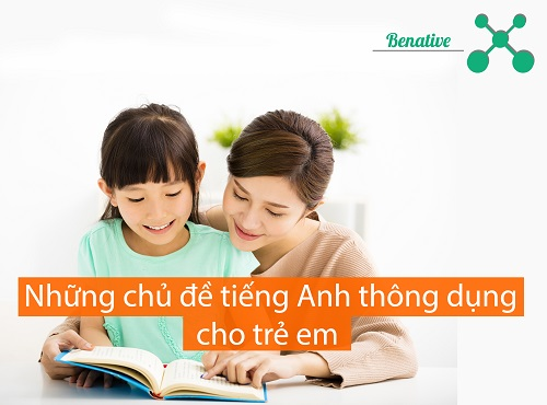 Day tieng anh cho tre