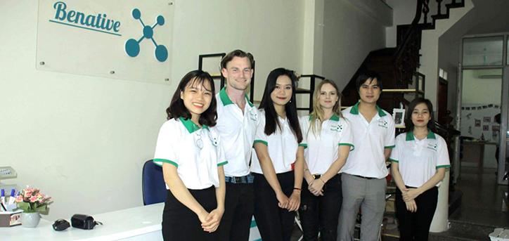 trung tâm học nói tiếng Anh tại Hà Nội