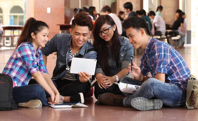 Đánh bay nỗi lo học tiếng Anh cho sinh viên năm nhất