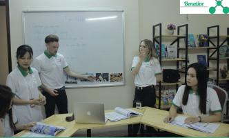 trung tâm học tiếng Anh cấp tốc uy tín tại Hà Nội