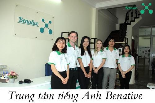 Benative Việt Nam – trung tâm tiếng Anh uy tín ở Hà Nội