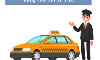 Những câu giao tiếp tiếng Anh thường dùng cho tài xế Taxi