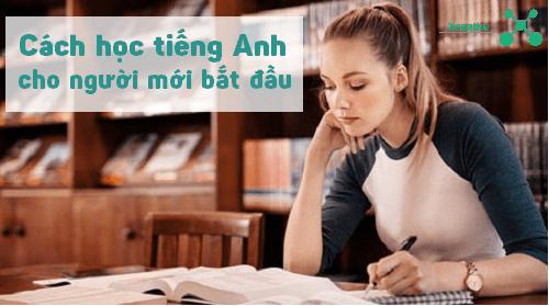 Luồn lách tìm cách học tiếng Anh cho người mới bắt đầu