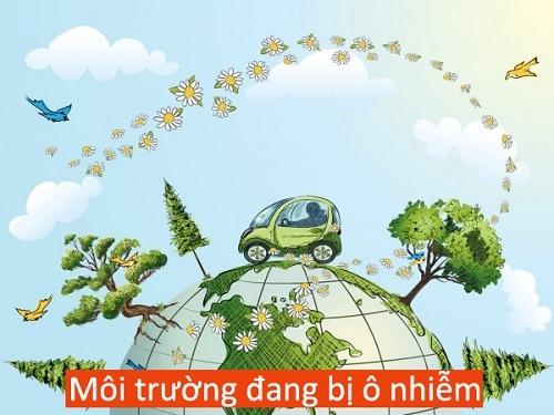 Giới thiệu 2 đoạn văn mẫu về môi trường bằng tiếng Anh có dịch