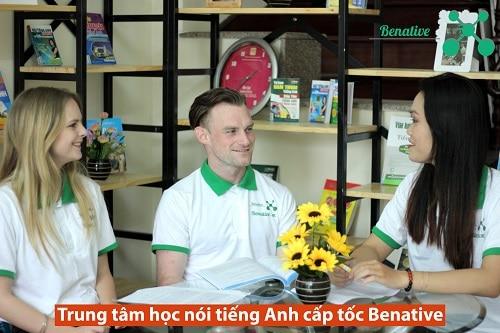 Trung tâm học nói tiếng Anh cấp tốc tại Hà Nội tốt nhất