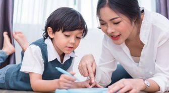 Cách học tiếng Anh cho trẻ em