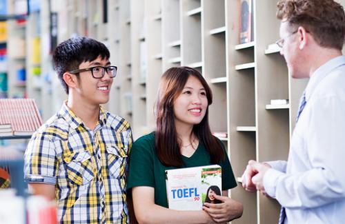 Du học tiếng Anh tại Hà Nội cùng Benative