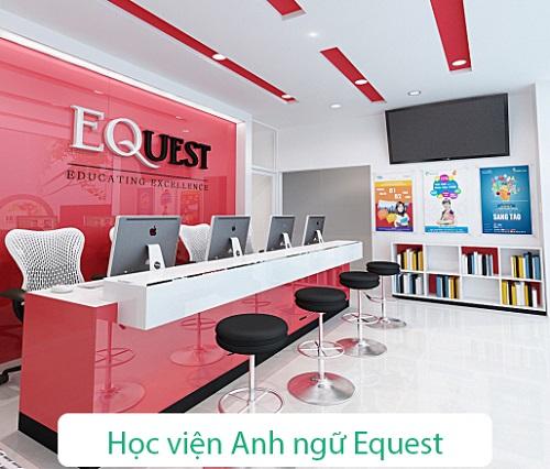 Hoc vien Anh ngu Equest