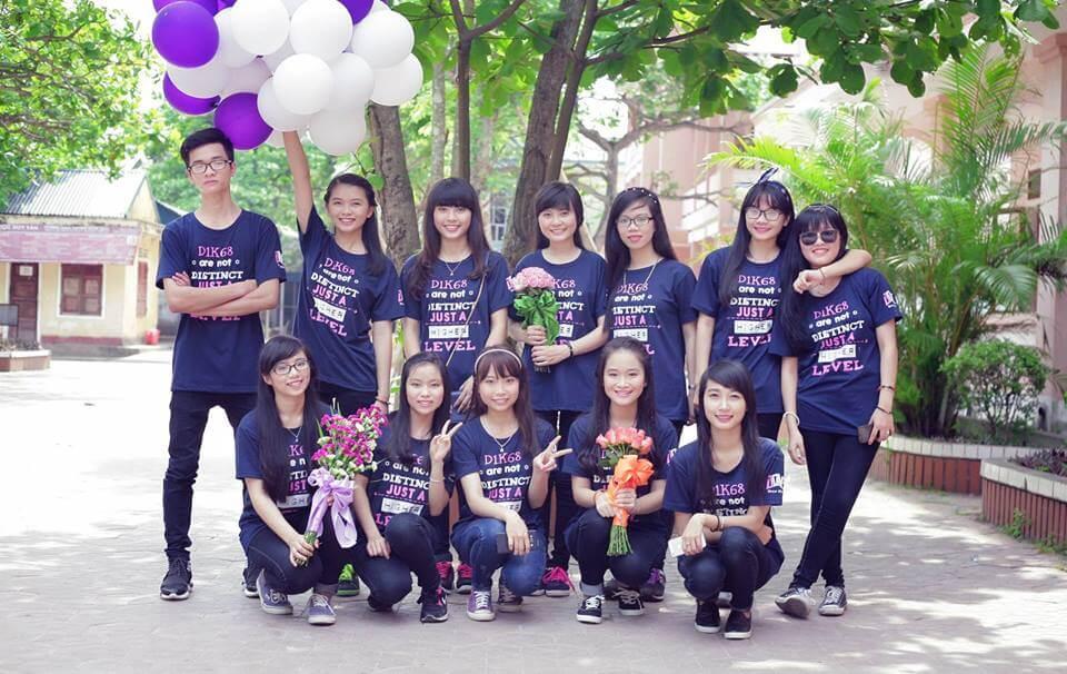slogan tieng Anh dong phuc nhom lop