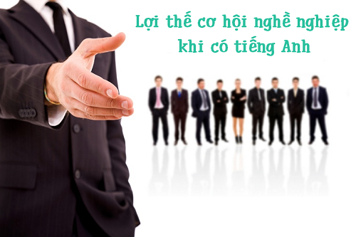loi the co hoi nghe nghiep khi co tieng anh