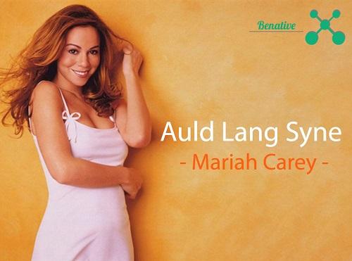 Auld Lang Syne – Mariah Carey
