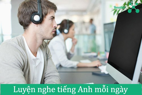 Hoc nghe tieng Anh
