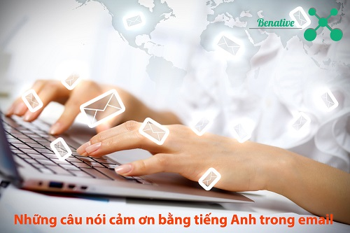 Cach noi loi cam on bang tieng anh