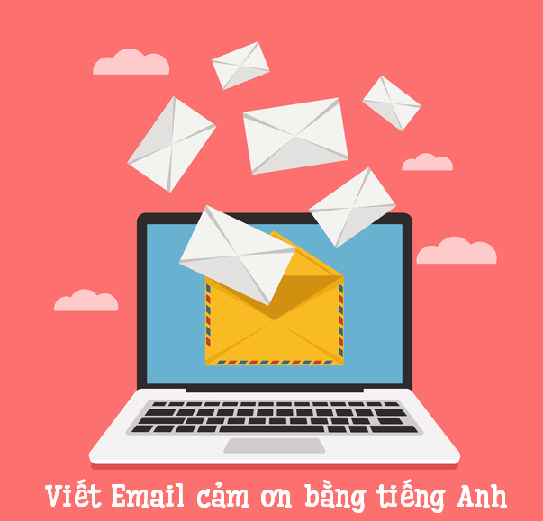 viet cam on bang tieng anh
