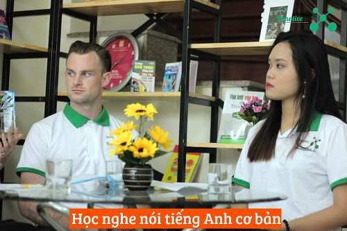 Luyen nghe noi tieng anh co ban