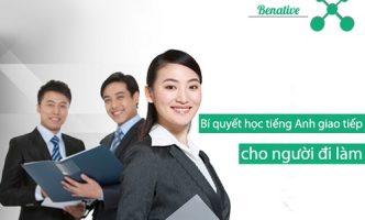 10 bí quyết học tiếng Anh giao tiếp cho người đi làm