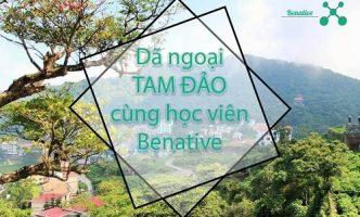 Chương trình dã ngoại Tam Đảo của học viên Benative