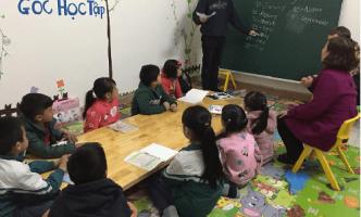 Những điều cần lưu ý khi dạy tiếng Anh cho trẻ mầm non