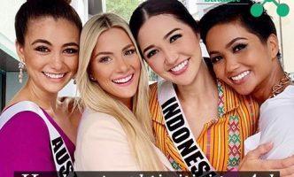 Học giỏi tiếng Anh có cơ hội đăng quang Miss Universe