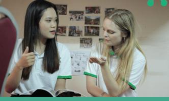 Tuyệt chiêu học nói tiếng Anh giao tiếp với người bản ngữ