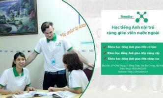 Học tiếng Anh với người nước ngoài tại Hà Nội cùng Benative