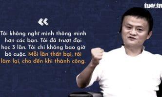 Cùng Jack Ma luyện tiếng Anh qua bài diễn thuyết đầy cảm hứng