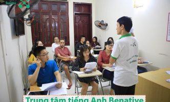 trung tâm tiếng Anh tốt ở Hà Nội