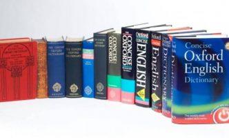 Đằng sau cuốn từ điển tiếng Anh lợi ích bạn không ngờ tới