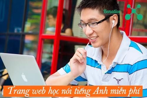 7 website học nói tiếng Anh cơ bản miễn phí tốt nhất