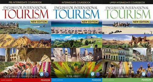 9 bộ tài liệu tiếng Anh du lịch chuyên ngành chất lượng