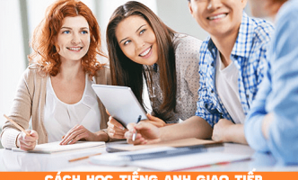 Cách học tiếng Anh giao tiếp cho người bận rộn
