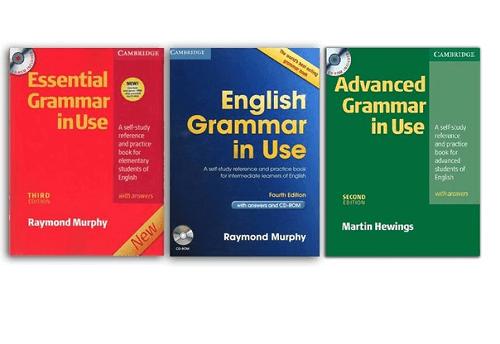 10 cuốn sách ngữ pháp tiếng Anh cơ bản mà bạn cần biết