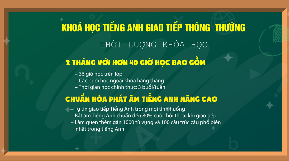 hoc tieng anh giao tiep trinh do co ban