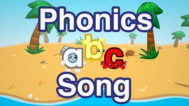 Học tiếng Anh qua bài hát cho trẻ em về bảng chữ cái