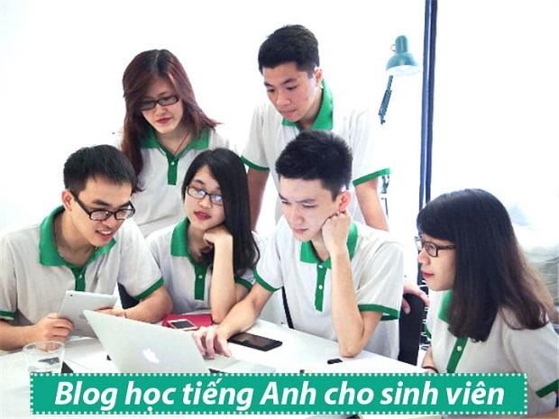 Blog học tiêng Anh hiệu quả cho sinh viên