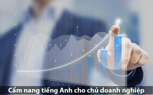 Lang thang đi tìm cẩm nang tiếng Anh cho chủ doanh nghiệp