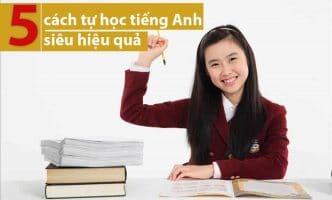 cách tự học tiếng Anh siêu hiệu quả