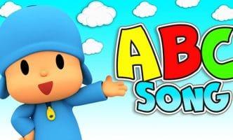Bài hát tiếng anh ABC cho trẻ em