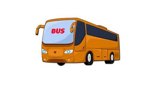 Mẫu câu giao tiếp tiếng Anh thường được sử dụng khi đi xe Bus