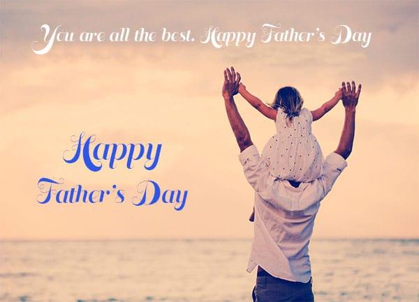 Những lời chúc ý nghĩa nhân ngày của Cha