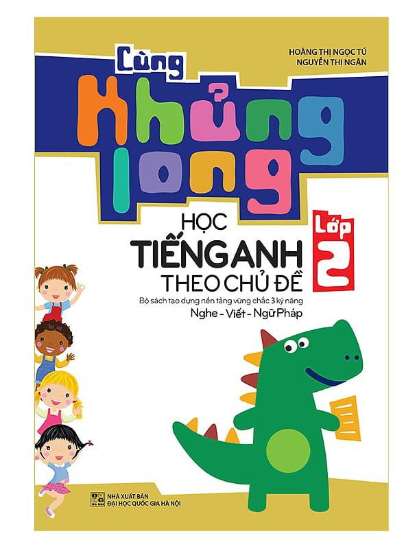 sách tiếng anh cho trẻ lớp 1