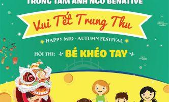 Vui Tết Trung Thu cùng Trung tâm Anh ngữ Benative Kids