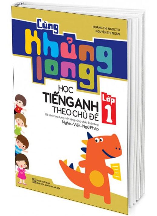sách dạy tiếng anh cho trẻ em 6 tuổi