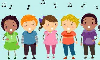 bài hát tiếng anh cho trẻ em